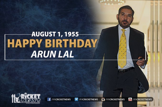 """Happy Birthday \""""Arun Lal\"""". He turns 62 today"""