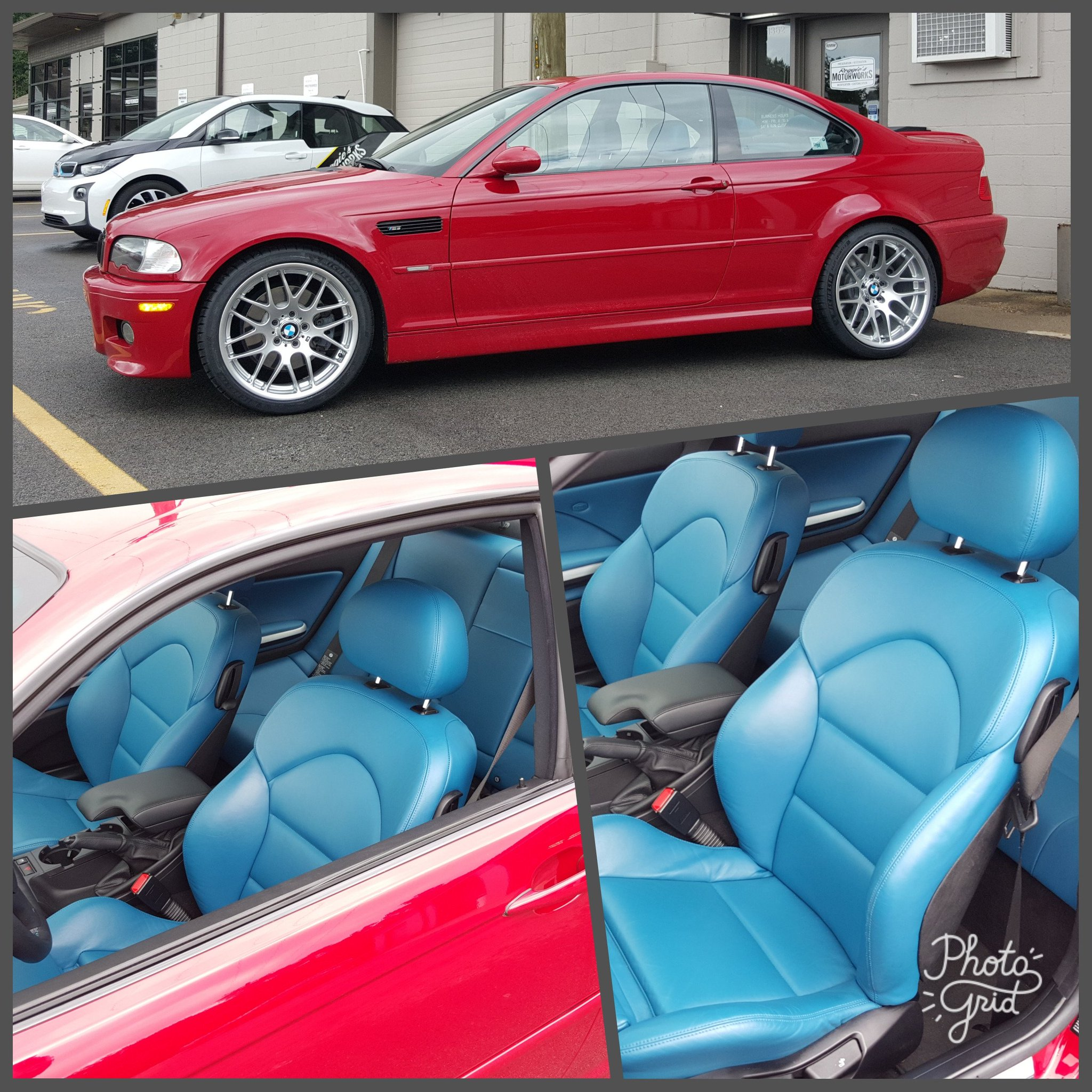 """Bmw M3 Interior: Reggie's Motorworks On Twitter: """"Two Of BMW's Most Iconic"""