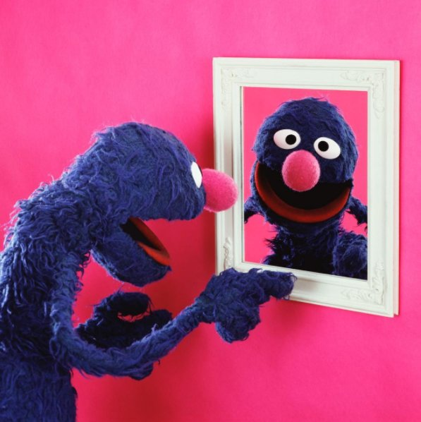 Look in the mirror today and remind yourself that you are oh so cute and adorable! #TuesdayThoughts
