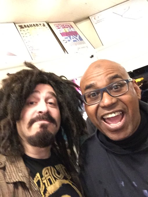 Happy birthday to my pal, Adam Duritz, the only crow who can count
