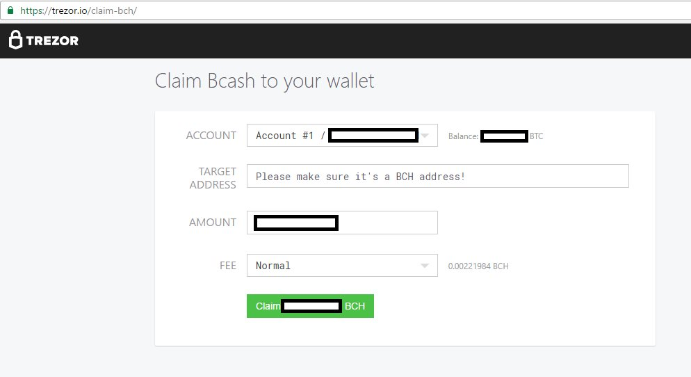 How To Claim Bch From Electrum Buy Ledger Nano S In Store