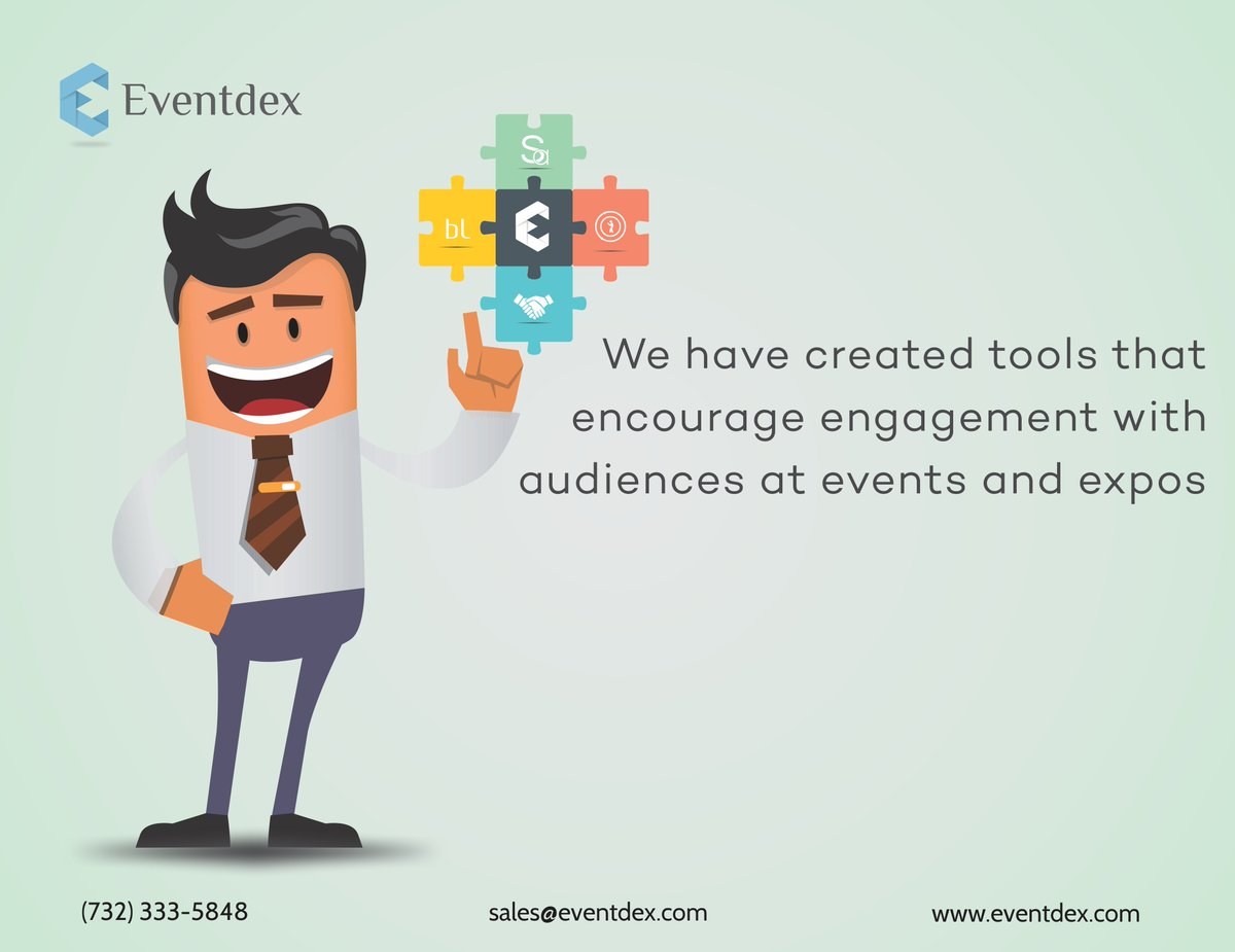 We have created tools that encourage engagement with audiences at #events and expos.  http:// ow.ly/jePQ30e4Xax  &nbsp;    #eventorganiser #eventplanner<br>http://pic.twitter.com/TMV55e5peT