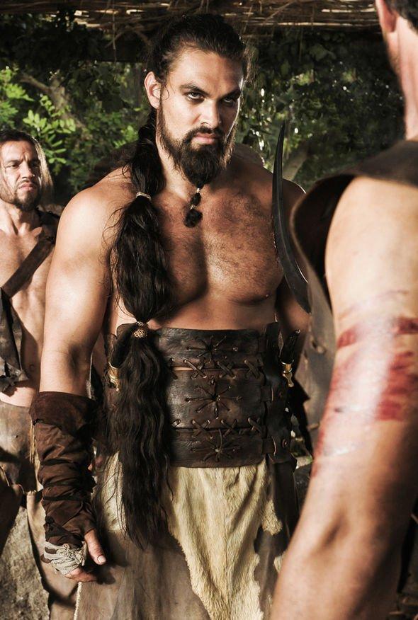 Happy birthday Khal Drogo! Jason Momoa turns 38 today!