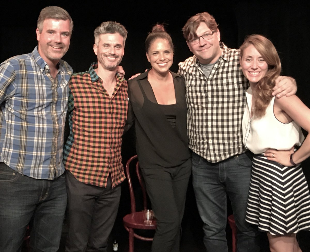 Great show last night at UCB! Listen to (most) of it on our podcast: itunes.apple.com/us/podcast/two…