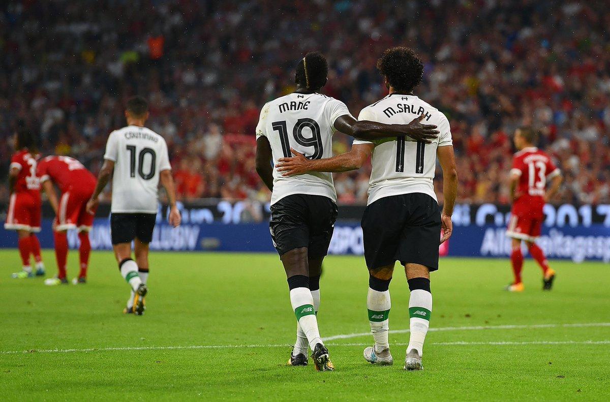 Video: Bayern Munich vs Liverpool