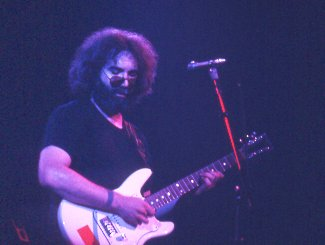 Happy birthday to Jerry Garcia. He would of been 75 years old today.
