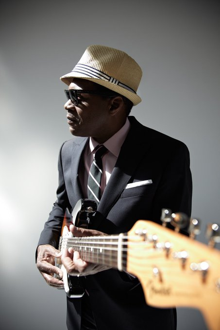 ¡Happy birthday Mr. Robert Cray!