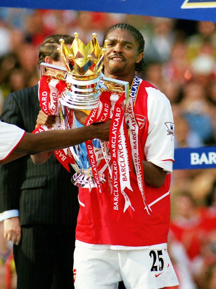 Happy birthday to the uniquely brilliant Nwankwo Kanu!  A genuine Arsenal legend
