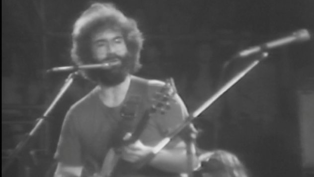 "Happy Birthday, Jerry Garcia: Watch ""Scarlet Begonias\"" From 1976"