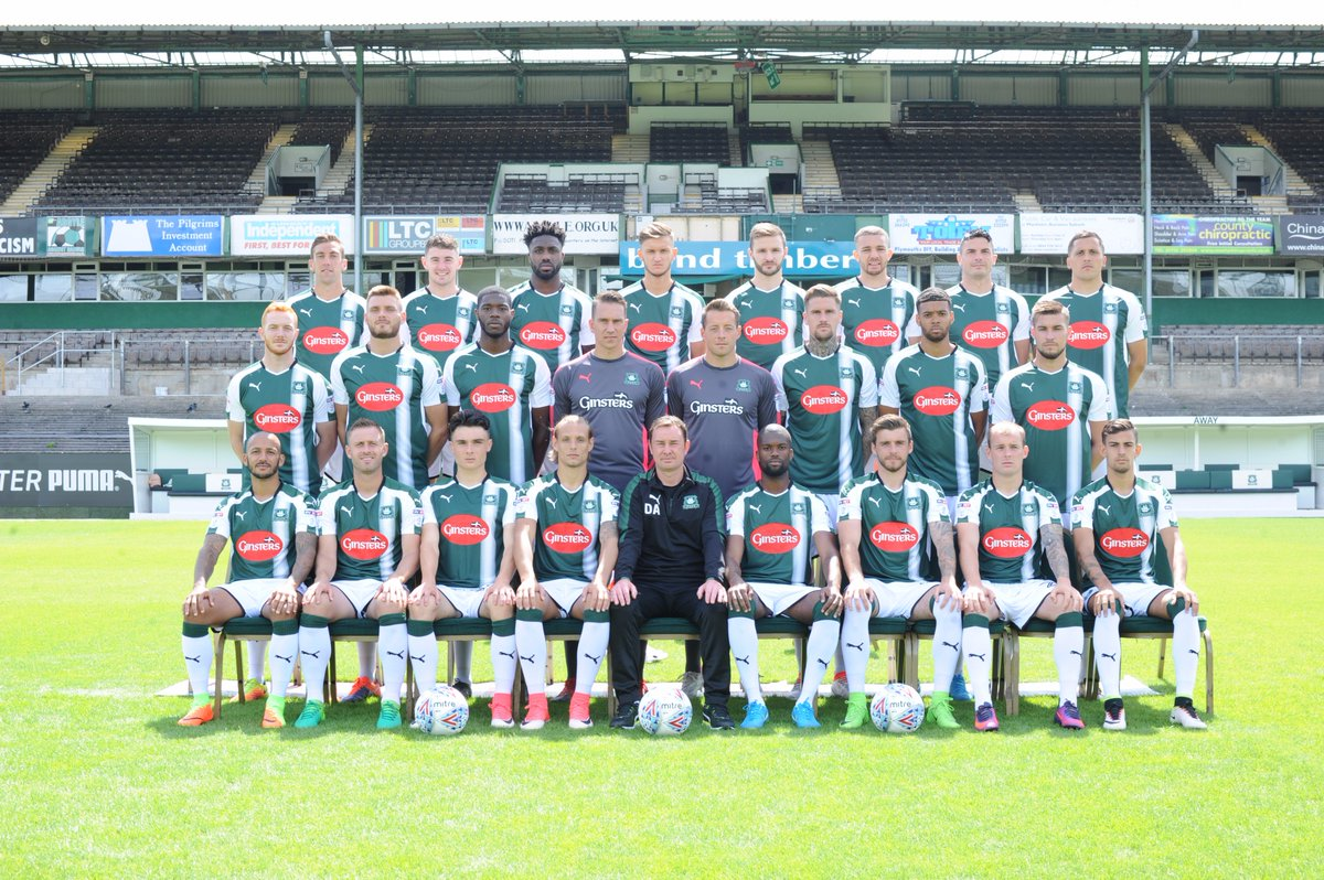 Chris Errington On Twitter Spent The Afternoon At Home Park For Annual Argyle Photocall Everyone Seemed Very Relaxed And Confident Pafc
