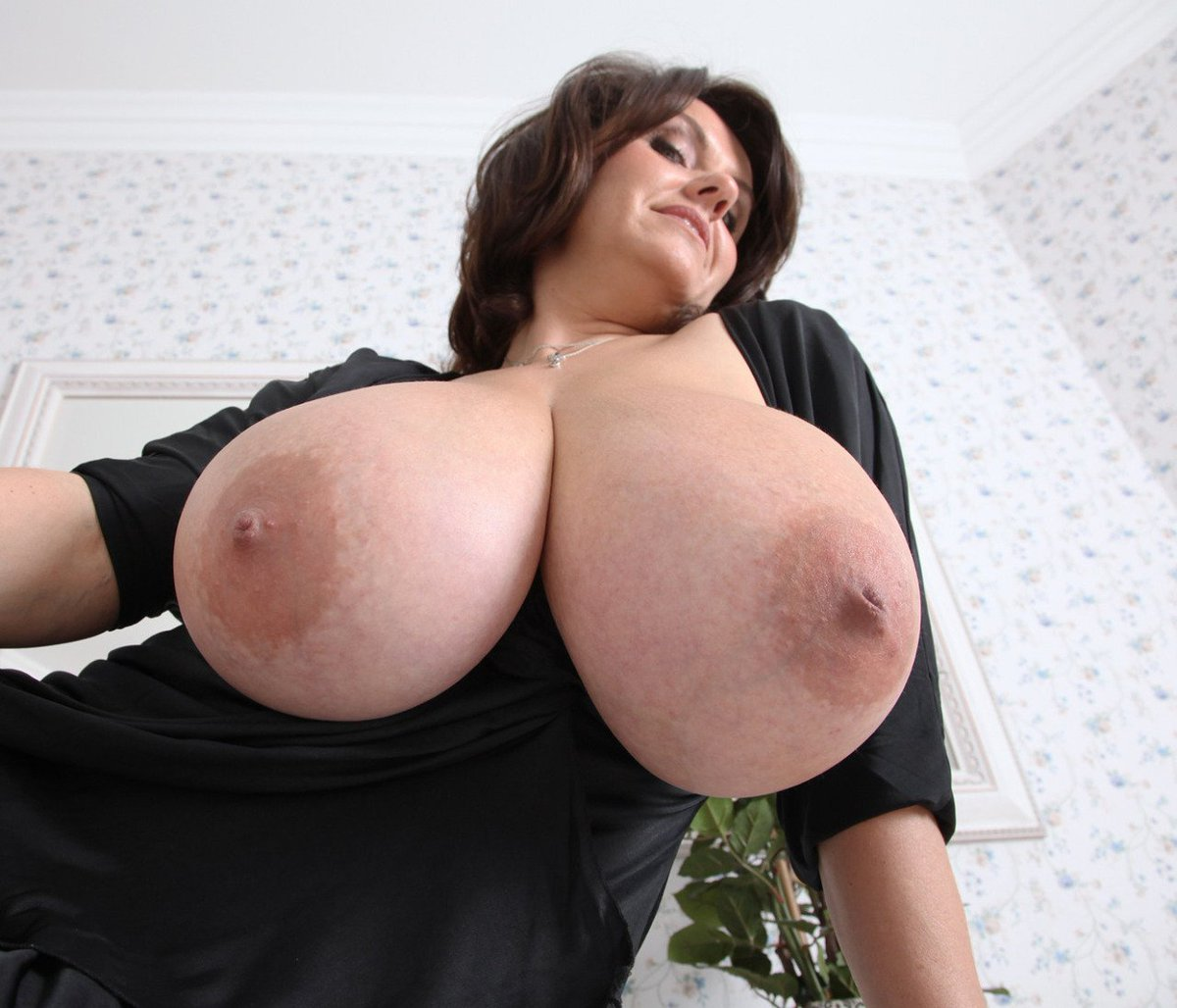Milena Velba Got Some Of The Biggest Natural Tits In The Planet Mega Boobs Girls