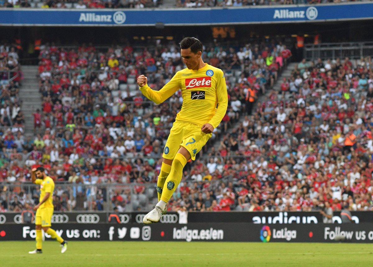 Audi Cup: Liverpool-Atletico e Napoli-Bayern le due finali