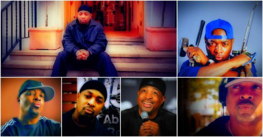 Happy Birthday to Chuck D (born August 1, 1960)