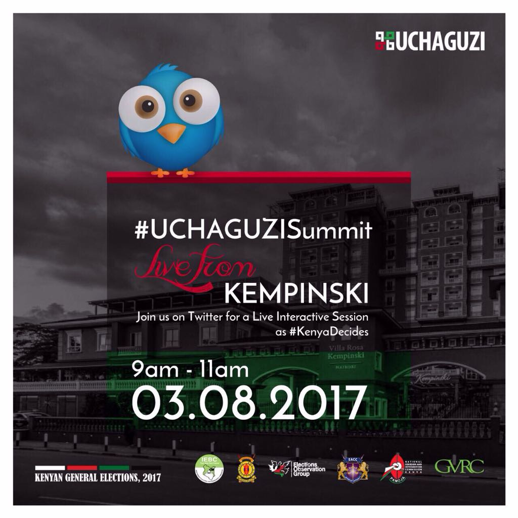 Join us on3/8at  @Kempinski for the #Uchaguzisummit as we have live interactions on #Electionpreparedness  as we engage different EMBs <br>http://pic.twitter.com/gGU1pQCUyn