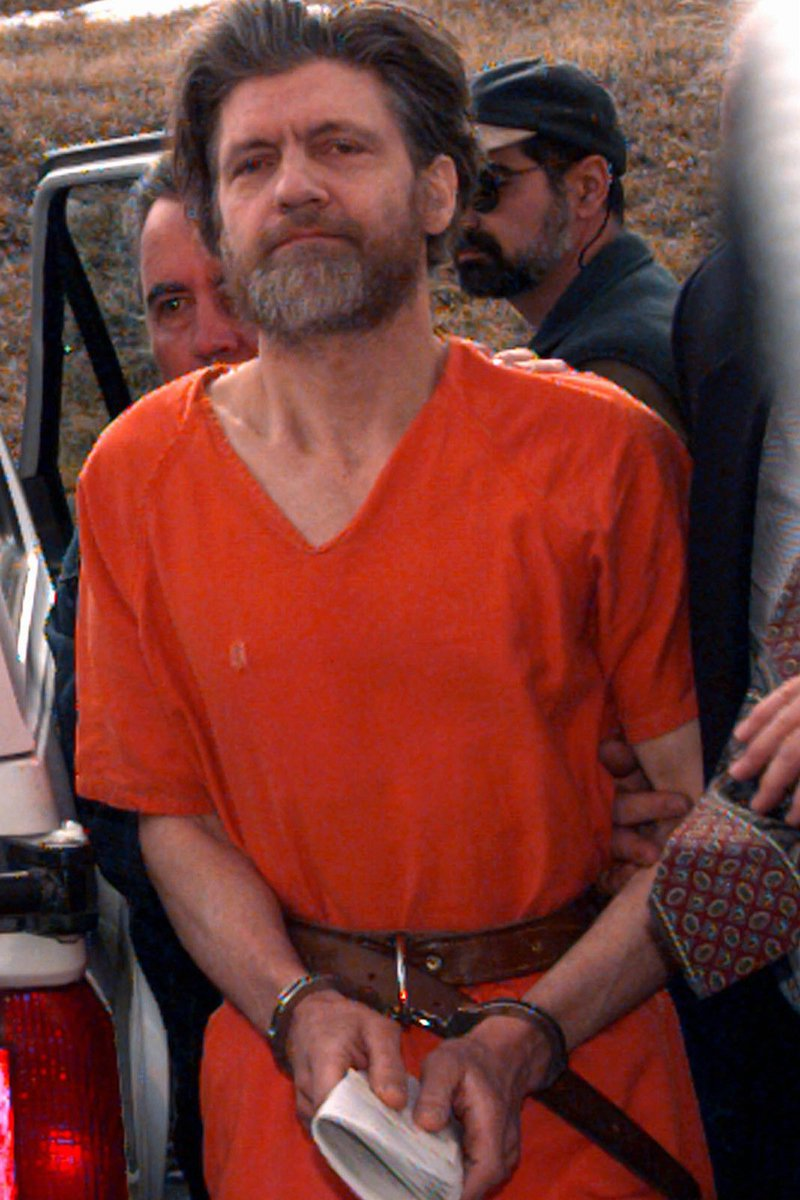 theodore kaczynski Most readers will remember the 1996 arrest of ted kaczynski, the domestic  terrorist extraordinaire who waged a decades-long campaign of.