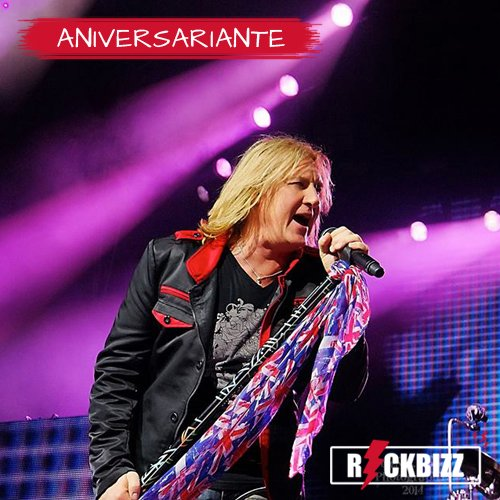 Happy Birthday, Joe Elliott!