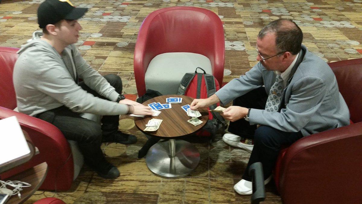 Poker kid twitter betting on blackjack rules