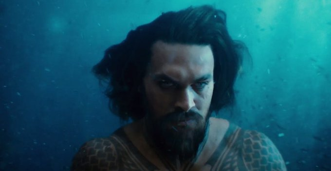 Happy Birthday Jason Momoa, coming soon in JUSTICE LEAGUE as Aquaman!