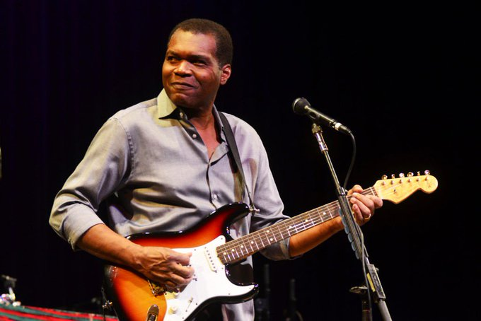 "Happy 64th Birthday, ""Young Bob\"" Robert Cray!"