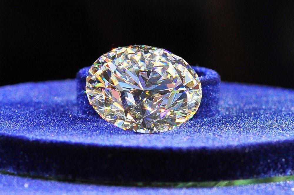 алмазы в россии история