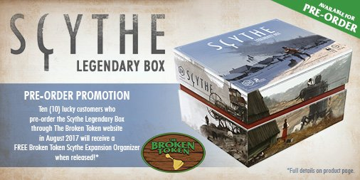 scythe how to pack the box