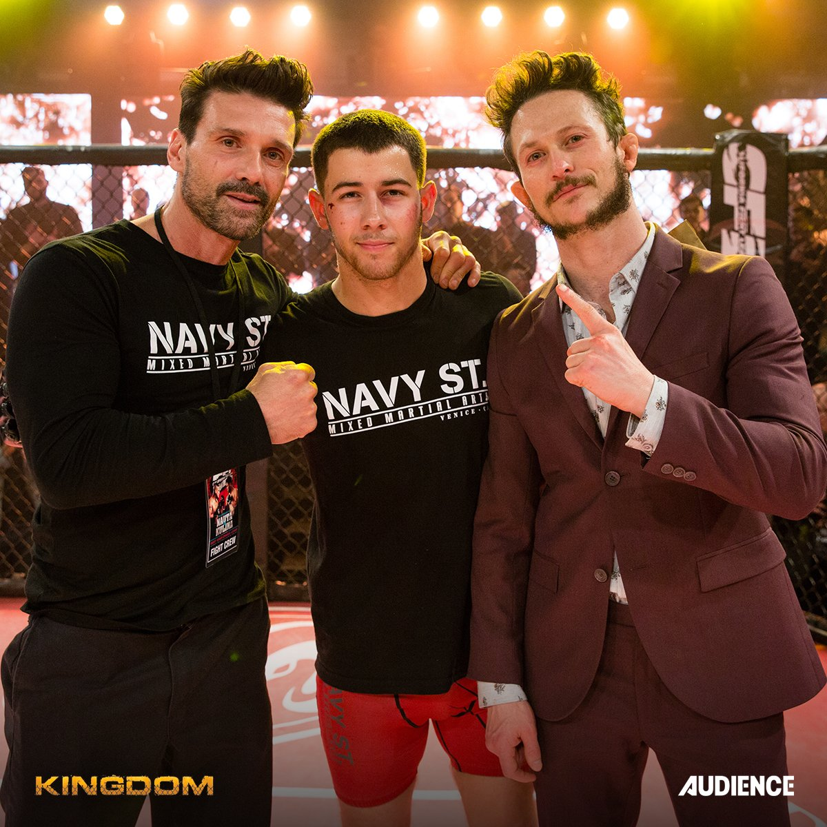 'Til @KingdomAudience come. Series Finale of#KingdomTV is tonight at 8pm. Don't miss this �� https://t.co/rtBuv6s10e