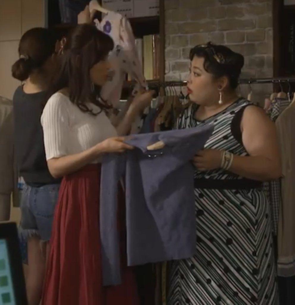 「カンナさーん!」出演時に洋服について話し合うデザイナー役の山口紗弥加