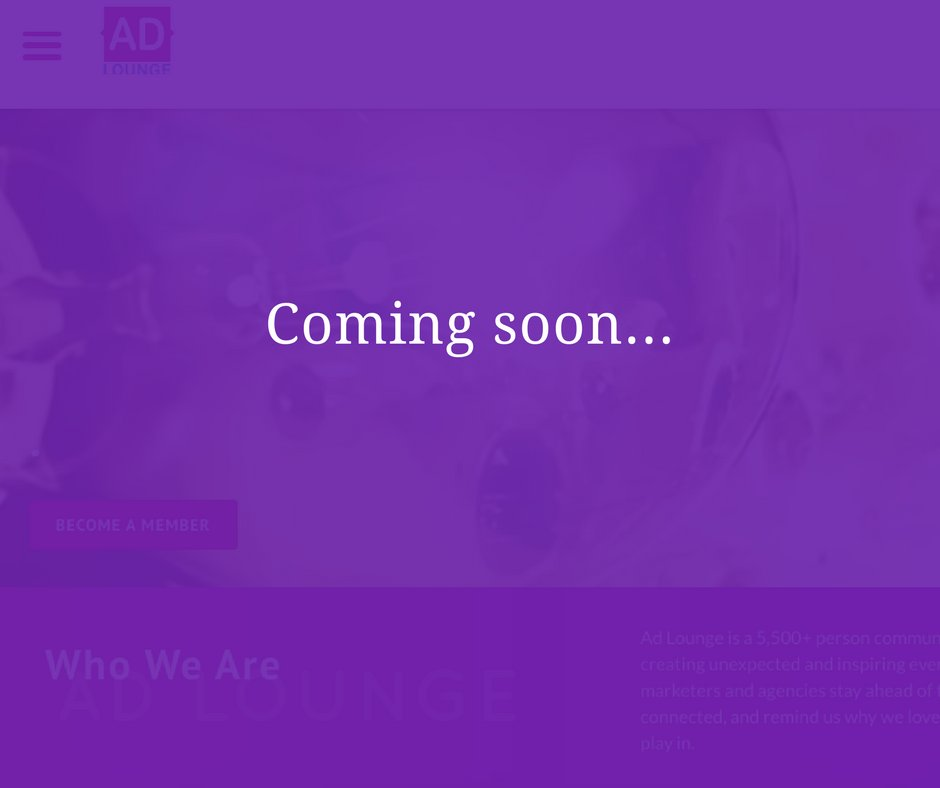 Be ready. We're launching our new fully responsive website soon... https://t.co/0VoP3UOyGr