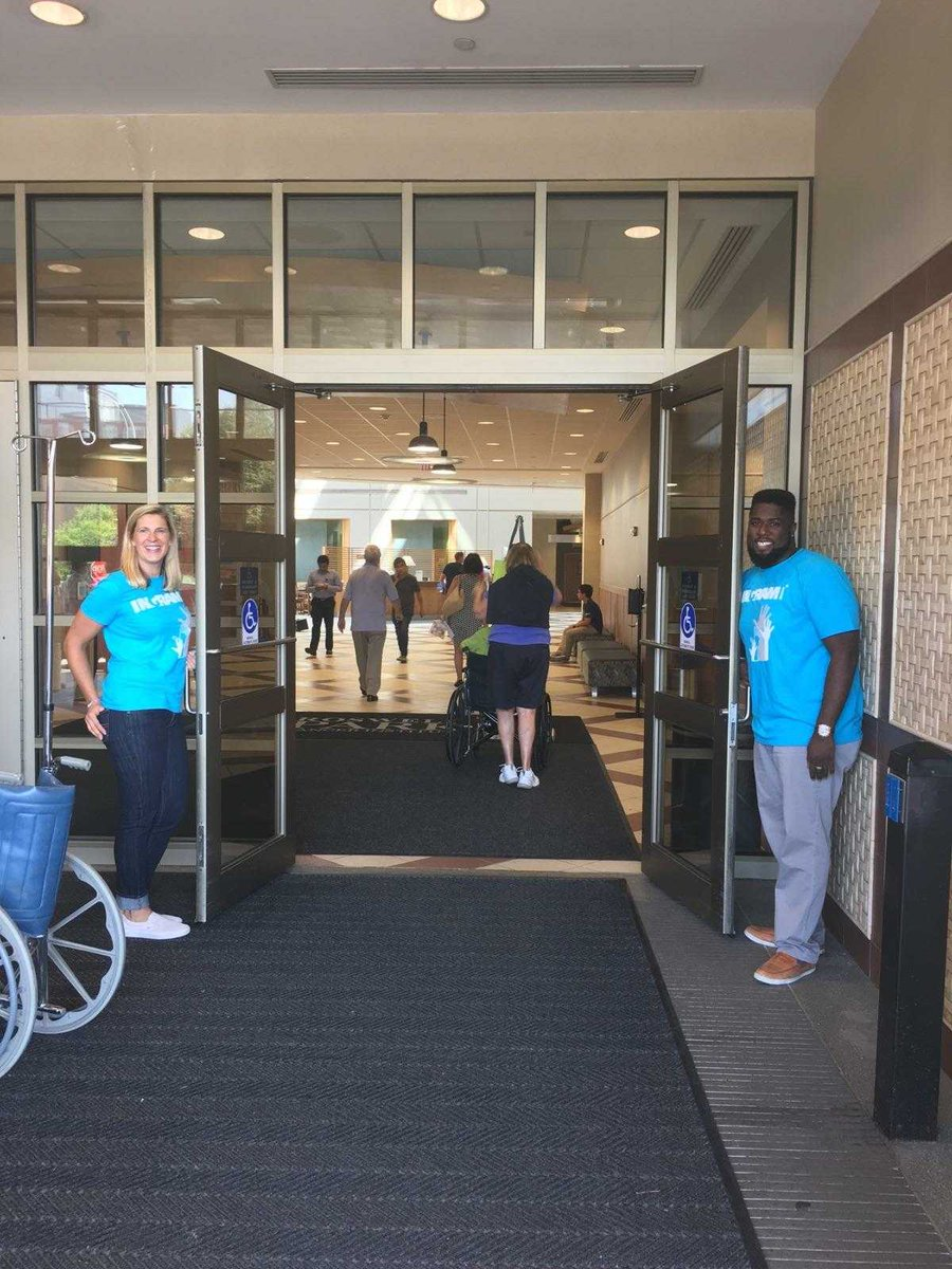 Ingram TechSolutions on Twitter  Ingram Micro has committed to sending 2 people to volunteer as front door greeters at @RoswellPark twice a month ... & Ingram TechSolutions on Twitter: