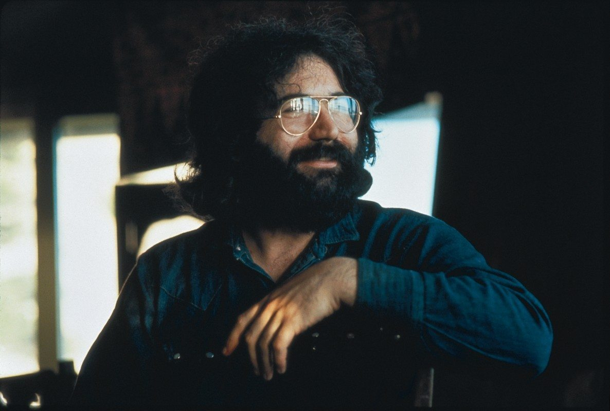 Happy 75th birthday to Jerry Garcia. Built to last.