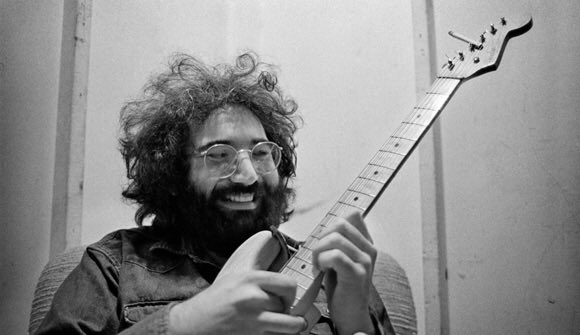 Happy Birthday Jerry Garcia.  Hope you\re rockin out in Franklin\s Tower. RIP