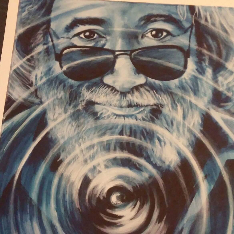 Happy birthday to a music legend, Jerry Garcia!!! RIP...