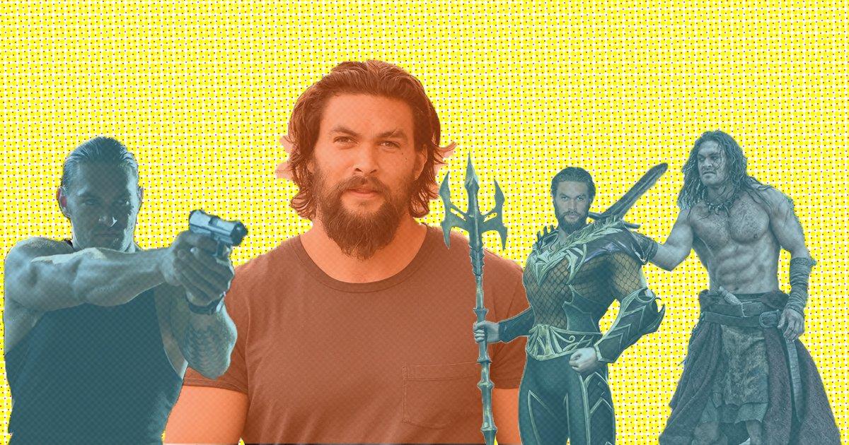 Happy Birthday Jason Momoa! We can t wait to see Aquaman!!