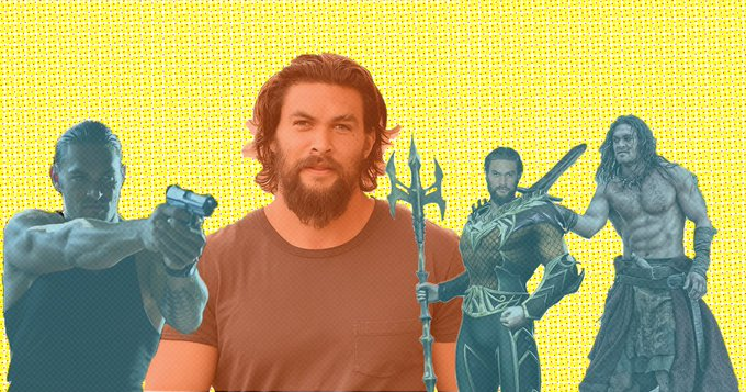 Happy Birthday Jason Momoa! We can t wait to see Aquaman!!