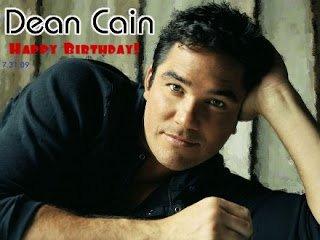 Happy birthday Dean Cain !!! :)