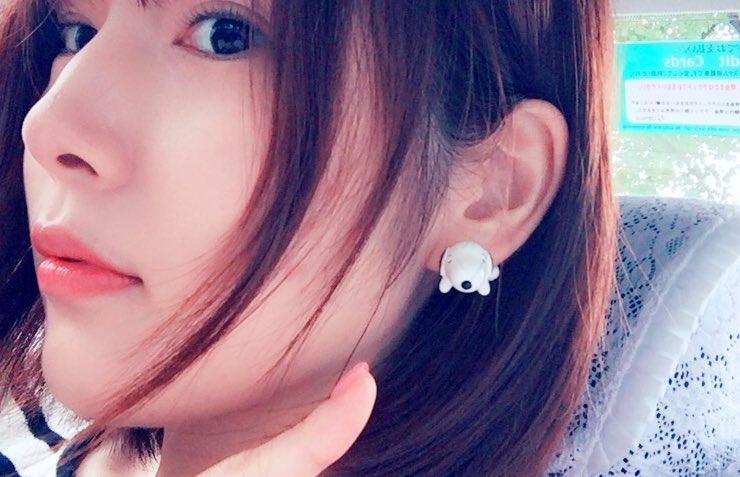 USJからのおともスヌーピー耳にいるよ🐶 pic.twitter.com/0XeFyOMmJ5