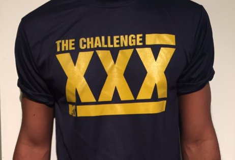YOU DID IT! RT for the chance to win this #TheChallengeXXX jersey! Rul...