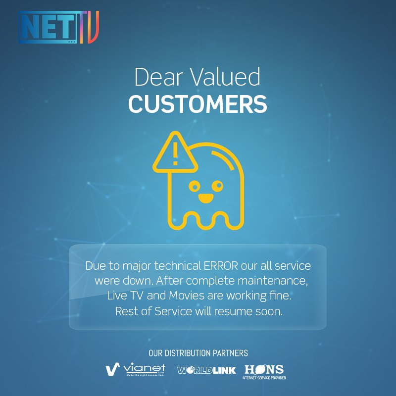 NETTV NEPAL on Twitter: