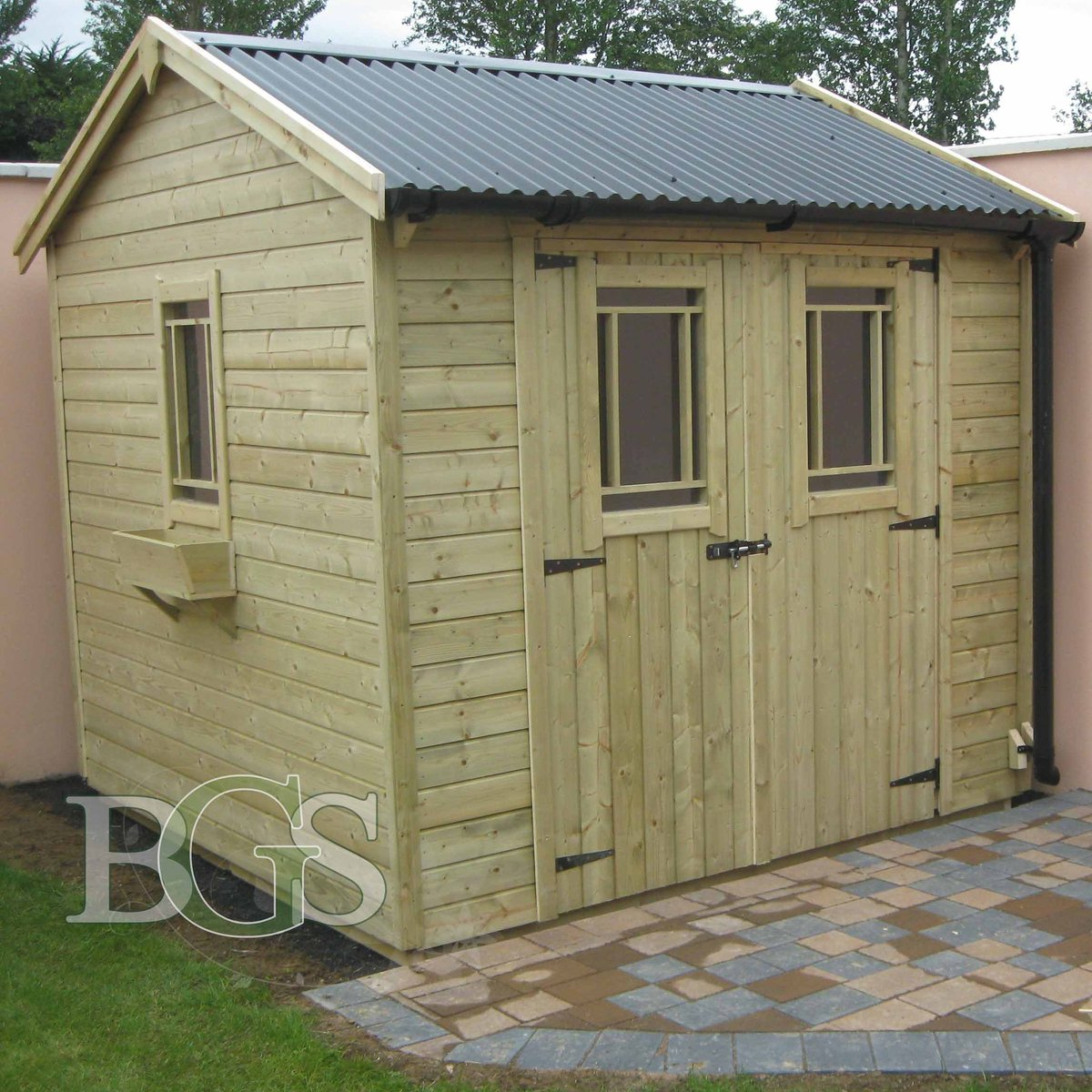 garden sheds with a difference retweets likes to decor - Garden Sheds With A Difference