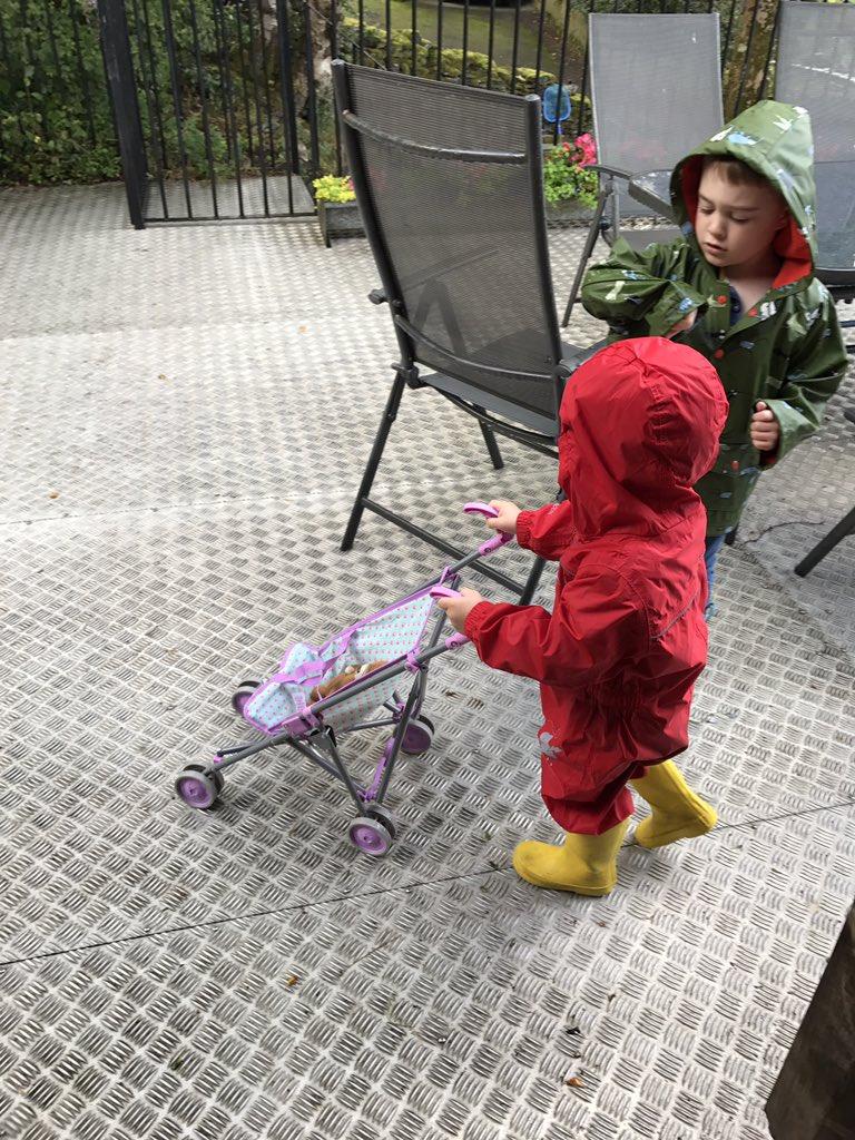 @LetToysBeToys @SilverCross_UK @playlikemum Both my boys love pushing around a pram with their teddies and dolls in. Won't be buying yours though @playlikemum https://t.co/gEdJMlmWfG