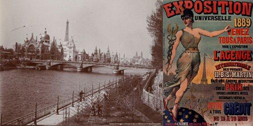 "Paris a accueilli cinq <a href=""https://twitter.com/hashtag/Expositionuniverselle?src=hash"" target=""_blank"">#Expositionuniverselle</a> entre 1867-1900. Petite histoire en photos ici <a href=""https://t.co/bKjgHnmciF"" target=""_blank"">c.bnf.fr/fRV</a> et ds <a href=""https://twitter.com/hashtag/SciencesPourTous?src=hash"" target=""_blank"">#SciencesPourTous</a> https://t.co/E3ERHATqwk"