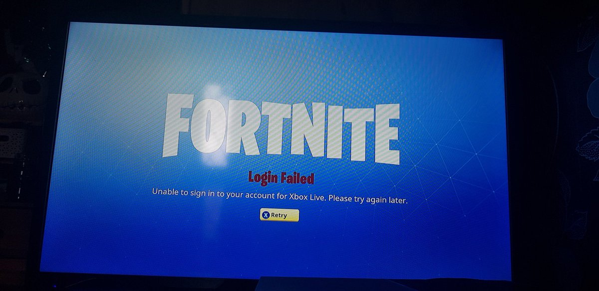 Fortnite On Twitter Xbox One Users We Have A Small Patch Going - 1 reply 0 retweets 2 likes