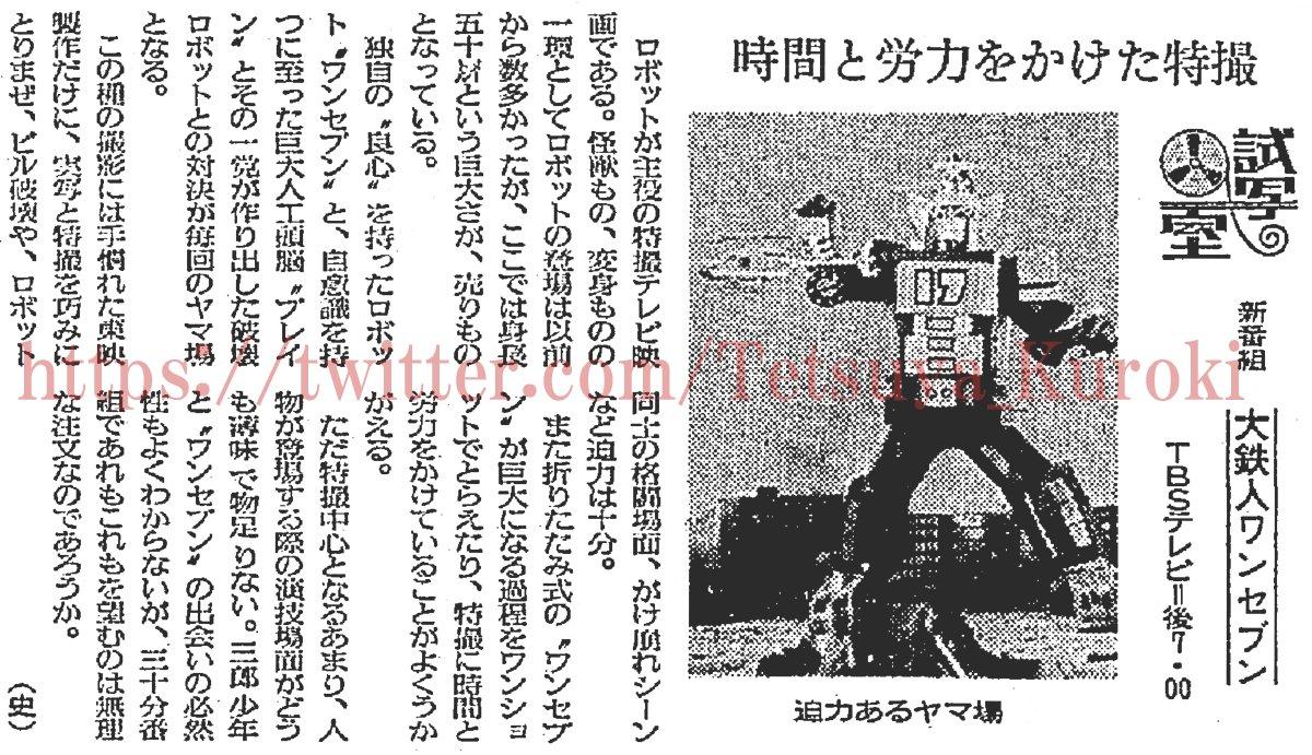 """黒木鉄也 on Twitter: """"#昭和52..."""