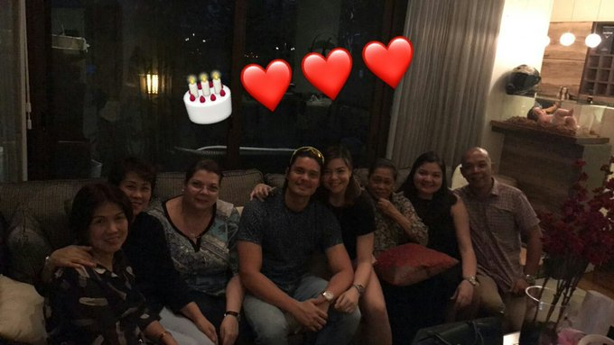 Happy Birthday King     Marian Rivera IGS