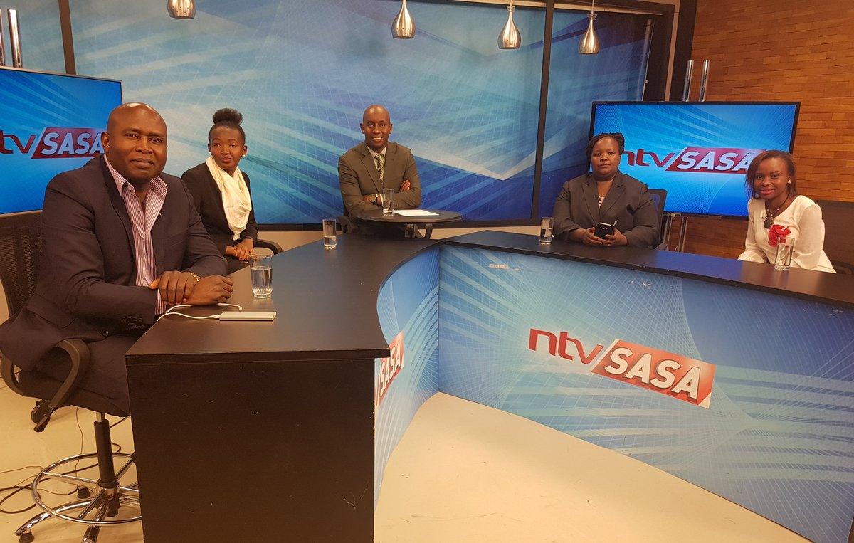 Join us on #NTVSASA as we discuss #Electionpreparedness &amp; peace as we approach the upcoming #ElectionsKE2017 with @nimrodtaabu on @NTVSasa.<br>http://pic.twitter.com/BKL3BIkmIU