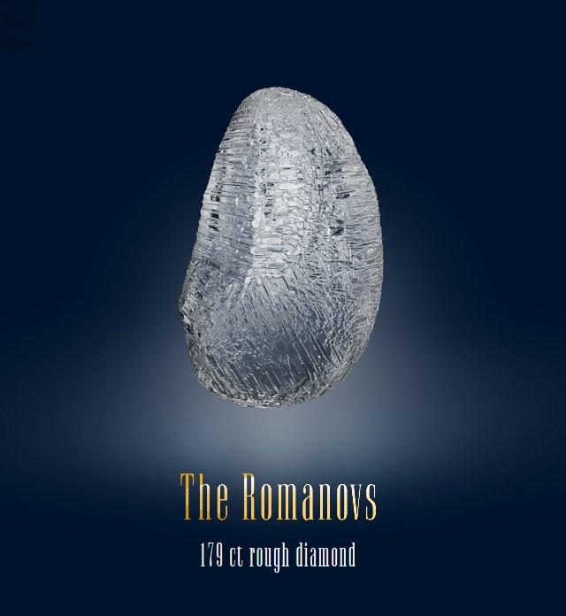 ALROSA Creates The Dynasty Collection From 179-Ct Diamond idexonline.com/FullArticle?id… #DynastyALROSA #ALROSA #UniqueDiamondsAlrosa