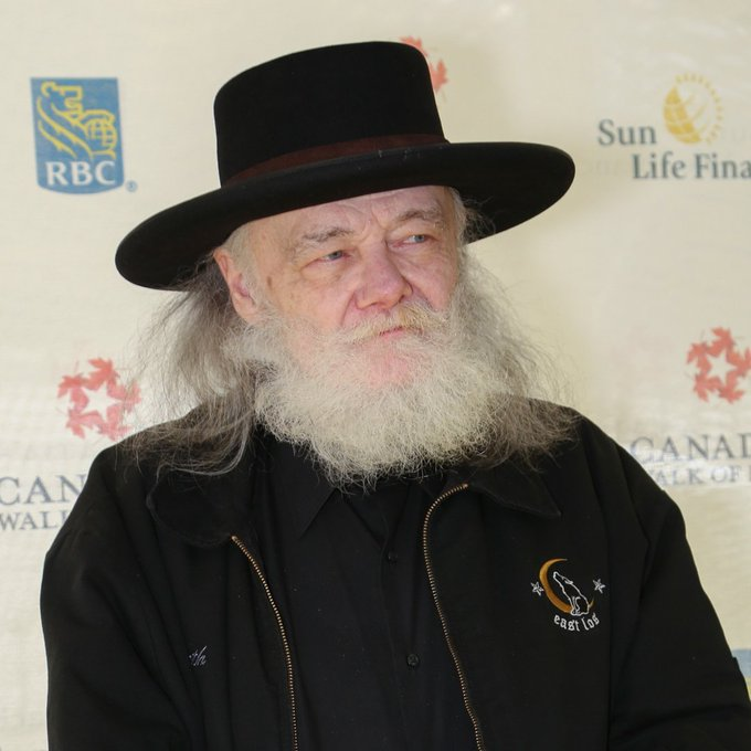 Wishing happy birthday to 2014 Canada\s Walk of Fame Inductee and The Band\s own Garth Hudson.