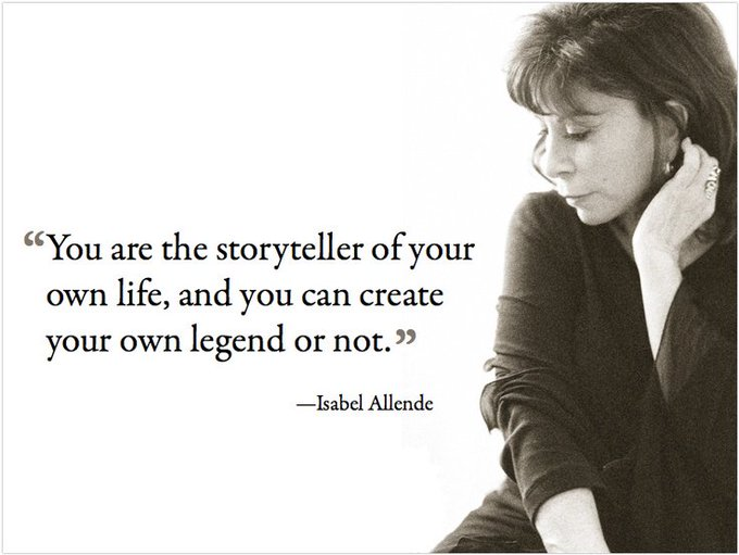 Today, we wish Isabel Allende a happy birthday! Which of her novels is your favourite?