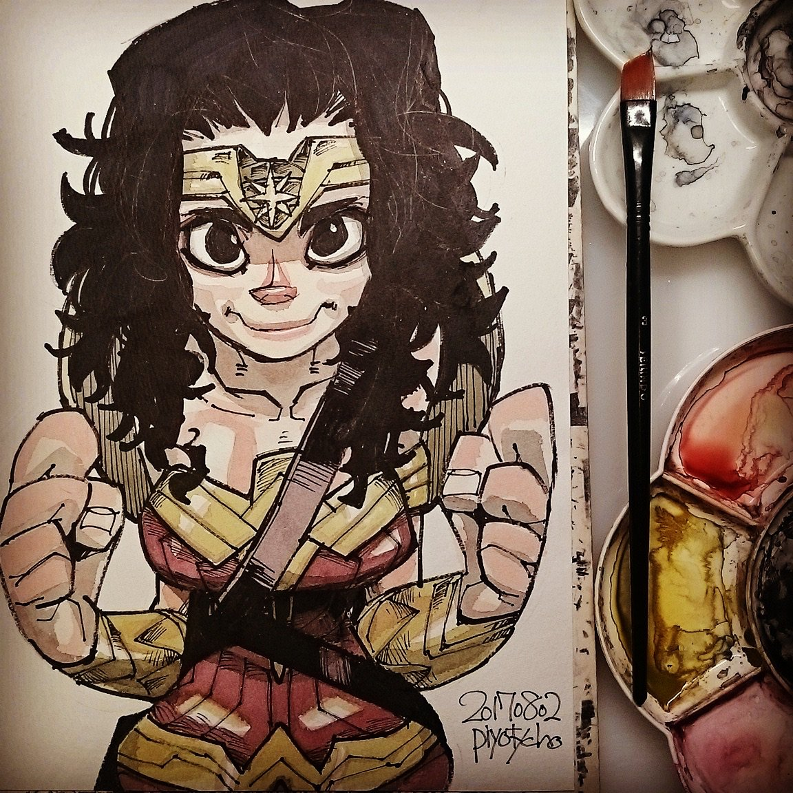 Wonder woman. https://t.co/sdDmxIV6qr