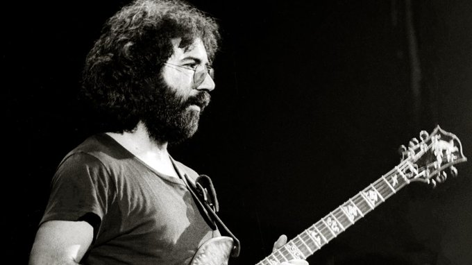 Happy 75th Birthday Jerry Garcia: Jerry Talks